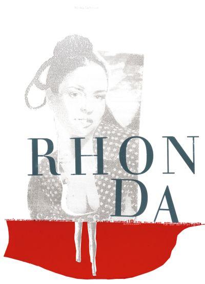 CalArts poster: Rhonda Lieberman by Denise Gonzales Crisp Sibylle Hagmann