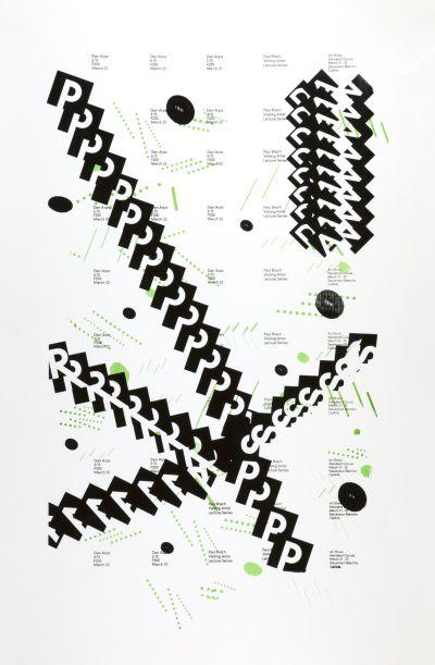 CalArts poster: Dan Arps by