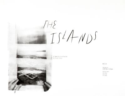CalArts poster: The Islands by