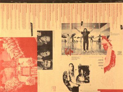 CalArts poster: Multi-National Multi-Form Multi-Cultural 2 by Somi Kim
