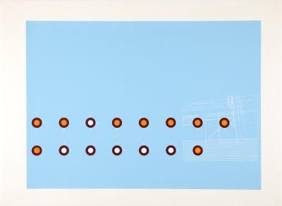CalArts poster: Jennifer Steinkamp by Daniela Marx