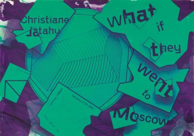 CalArts poster: What If They Went To Moscow by Alex Cerutti
