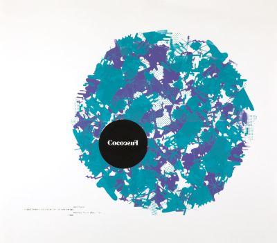 CalArts poster: Coco Fusco by