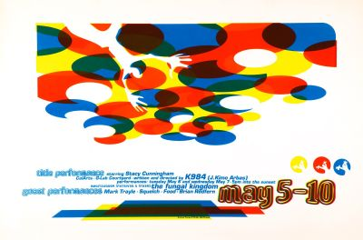 CalArts poster: Title Performance by Andrea Tinnes Pirkko Wolfframm