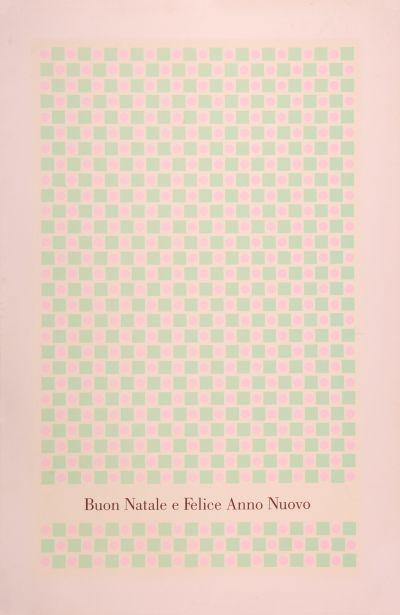 CalArts poster: Buon Natale e Felice Anno Nuovo by