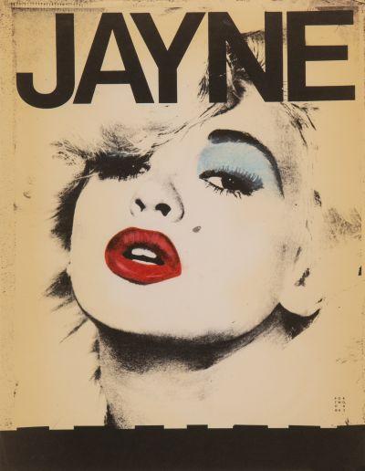 CalArts poster: Jayne by