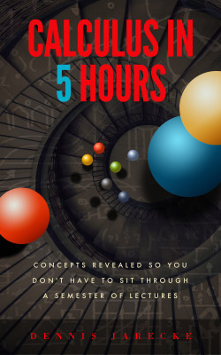 Calculus in 5 Hours book cover