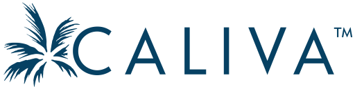 Caliva Logo Horizontal Blue