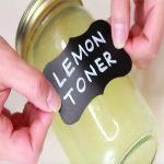 DIY Lemon Water