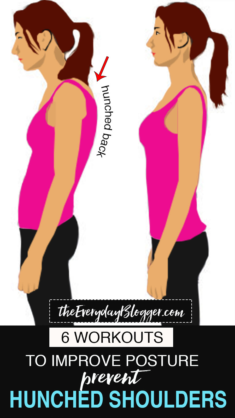 Hunched Back Exercises
