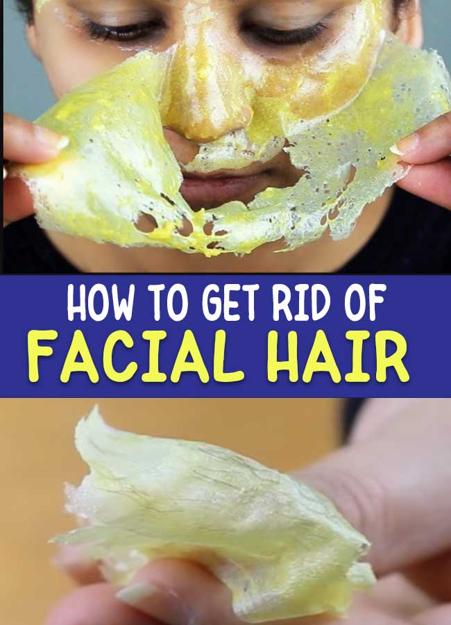How to Get Rid of Facial Hair