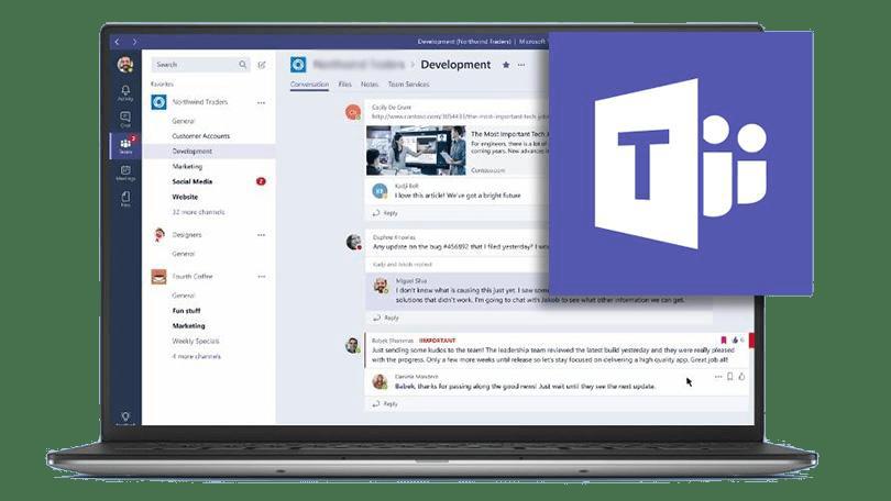 Koppel Callvoip met Microsoft Teams