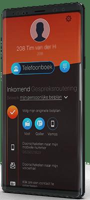 Qaller Plus: de smartphone als kantoortoestel