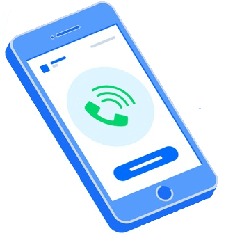 Juiste nummer op toestel en app