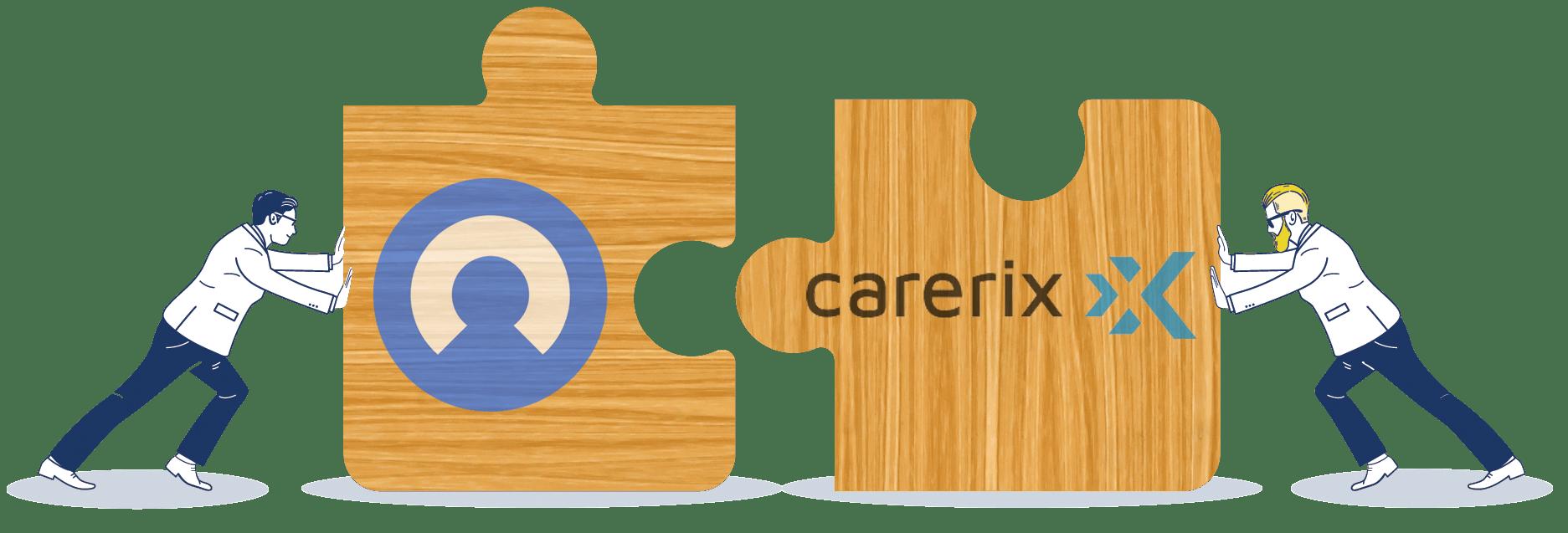 Carerix + slimme telefonie