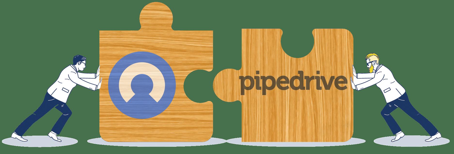 Pipedrive + slimme telefonie