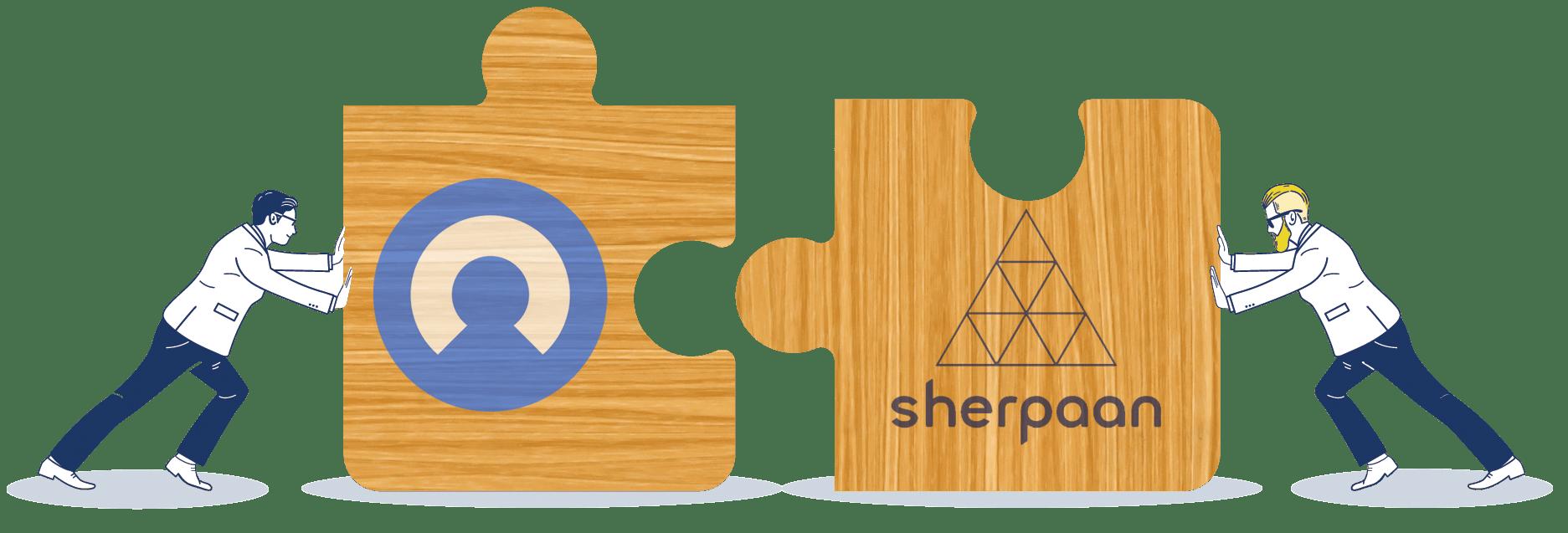 Sherpaan + slimme telefonie
