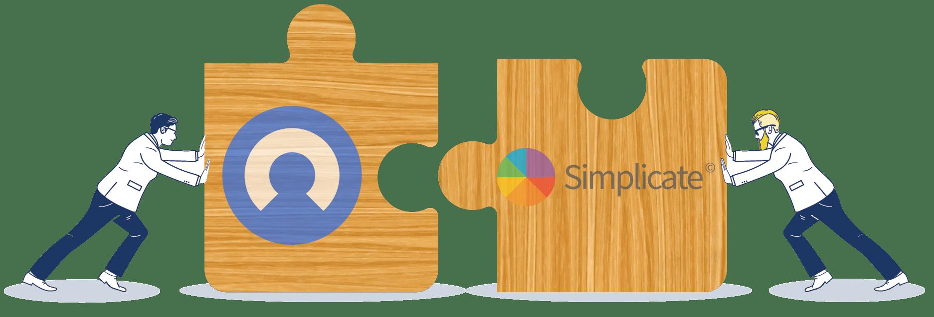Simplicate + slimme telefonie