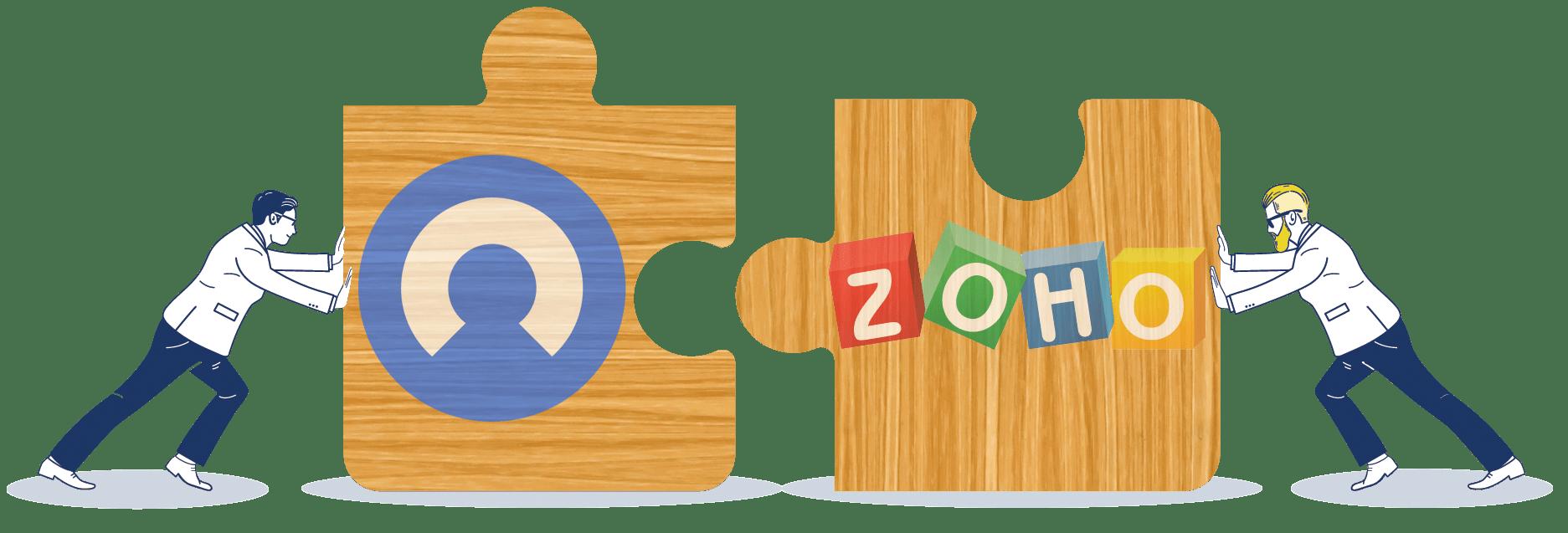 Zoho CRM Platform + slimme telefonie