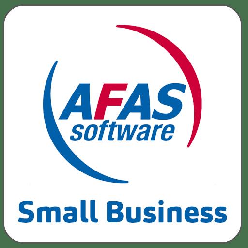 logo of Wij koppelen jouw CRM Afas Small Business aan onze telefonie