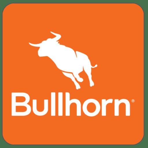 logo of Wij koppelen jouw CRM Bullhorn aan onze telefonie