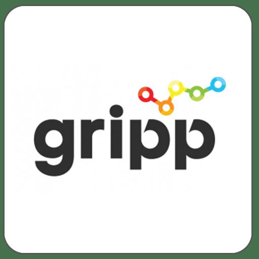 logo of Wij koppelen jouw CRM Gripp aan onze telefonie