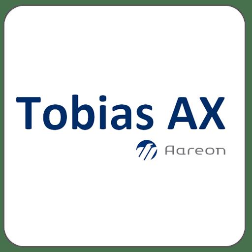 logo of Wij koppelen jouw CRM Tobias AX Aareon Software aan onze telefonie