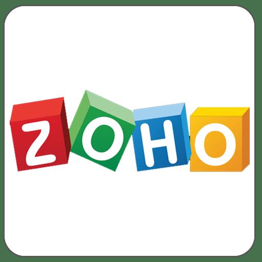 logo of ZoHo
