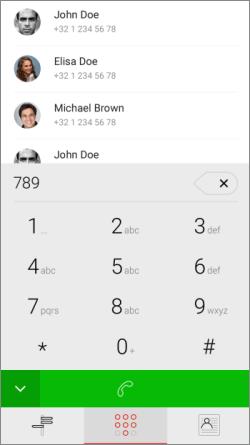 Qaller Plus Smartphone App