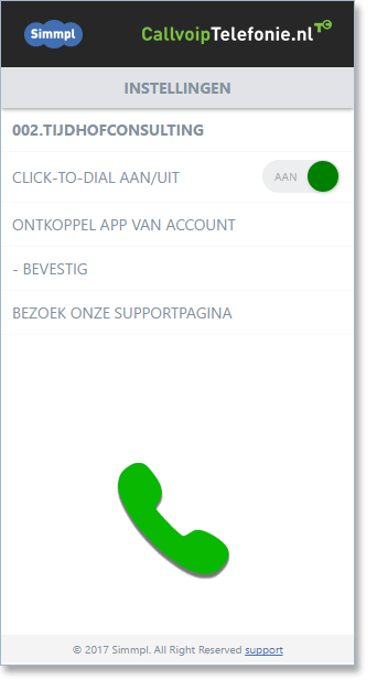 Click to Dial