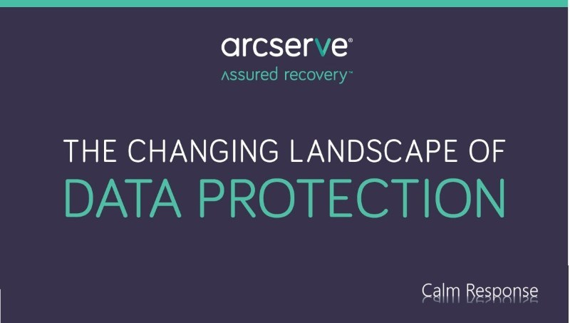 Data Protection from Calm Response and ArcServe