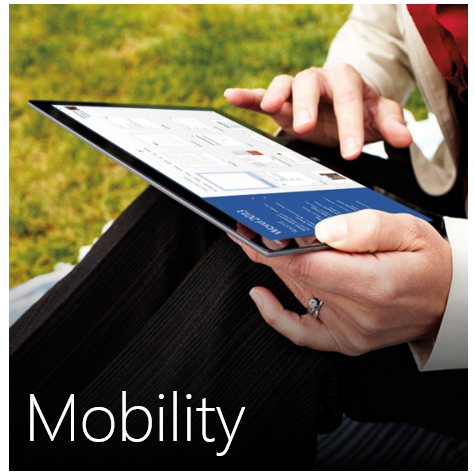 Mobility in the Business Workplace