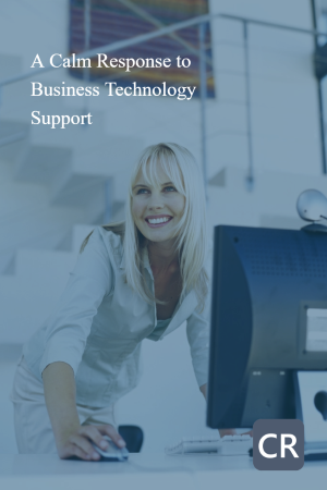 A Calm Response to Business Technology Support