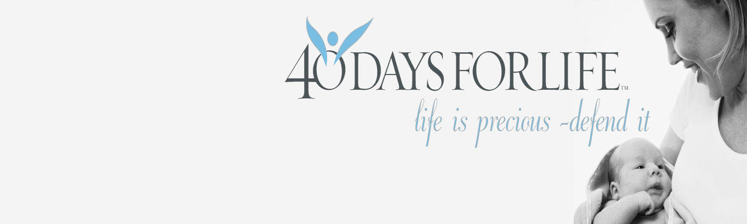 40 Days for Life image
