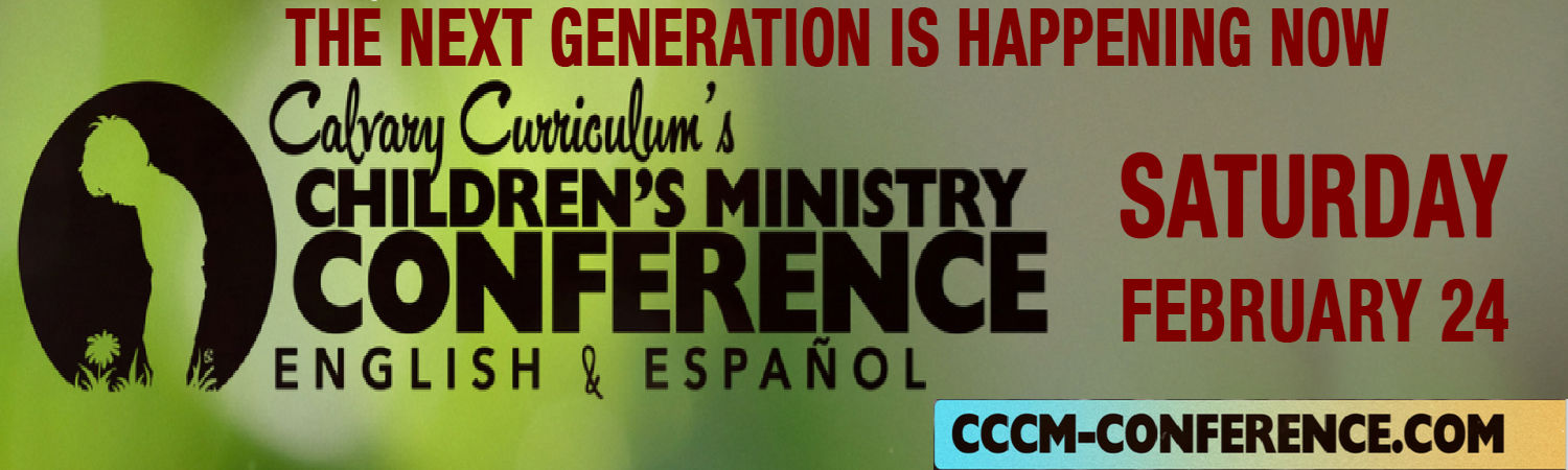 Children's Ministry Conference image