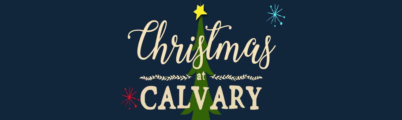 Christmas at Calvary image