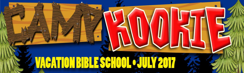 Camp Kookie VBS image