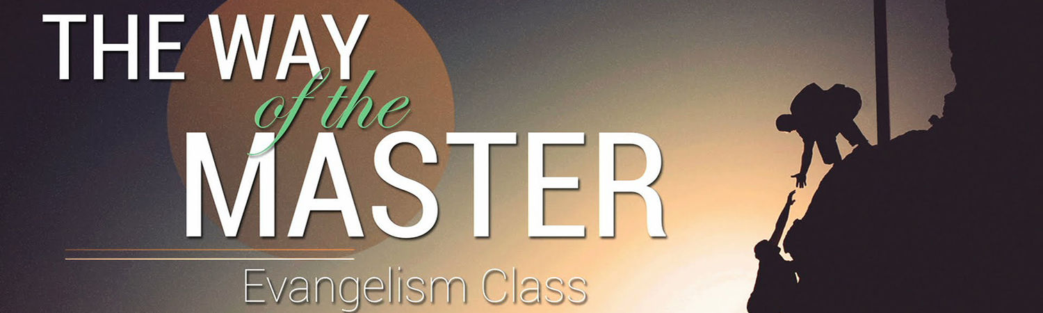 Way of the Master Evangelism Course image
