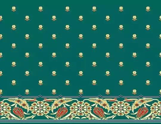 1018 Yün Cami Halısı Deseni