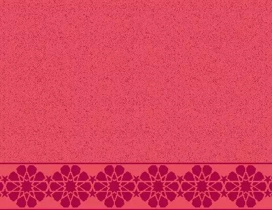 1024 Yün Cami Halısı Deseni