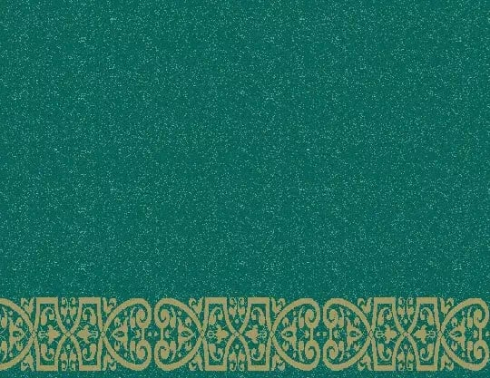 1025 Yün Cami Halısı Deseni