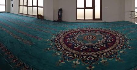 Camilerimiz Cami Halısı ile Daha Güzel