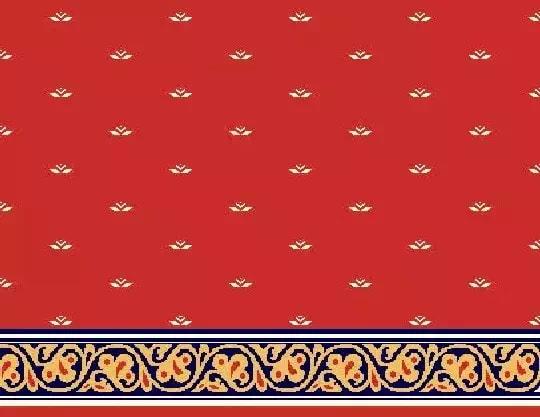 1023 Yün Cami Halısı Deseni