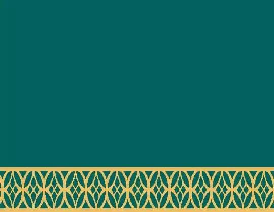 1019 Yün Cami Halısı Deseni