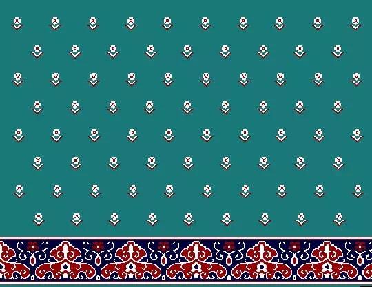1035 Yün Cami Halısı Deseni