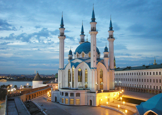 Göbekli Cami Halısı Fotoğrafı