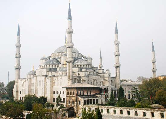 Sultanahmet Cami Fotoğrafı