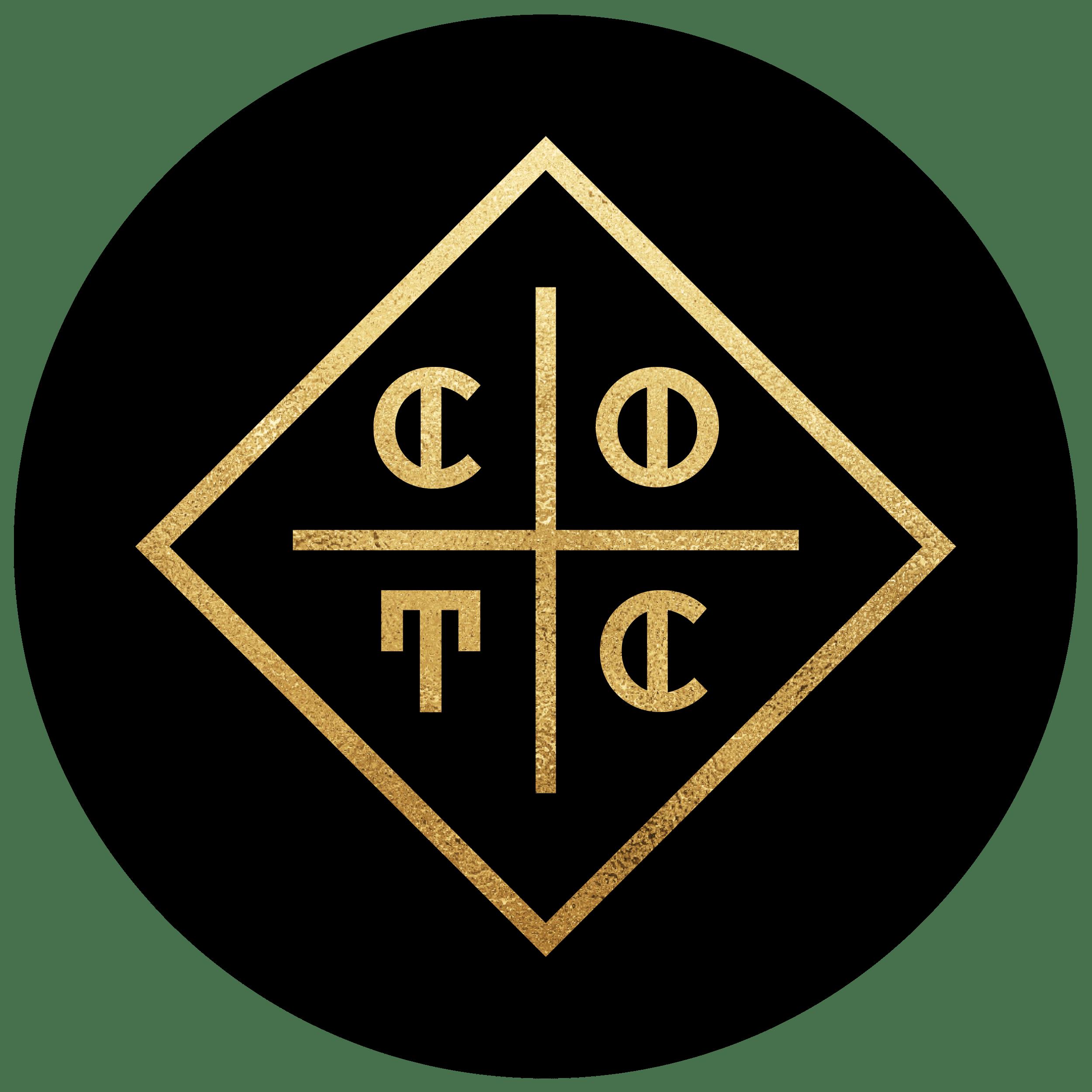 Cream of the Crop Logo Cannabis Brand