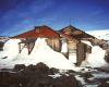 antarctica: mawson's hut historical preservation