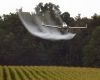alberta: crop dusting